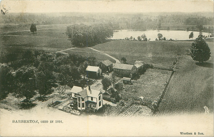 Barberton 1891 – Lake Anna