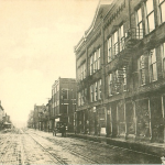 Barberton History - Tuscarawas Ave., Looking East, 1906