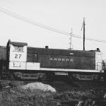 Akron Barberton Belt Railroad 27