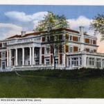 Ohio C. Barber Mansion, Barberton, Ohio