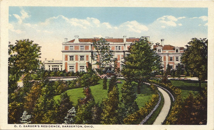 O. C. Barber Residence