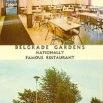 Barberton History - Belgrade Gardens - Barberton Chicken - Nationally Famous Restaurant
