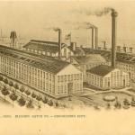 Barberton History - Diamond Match Company, Barberton, Ohio