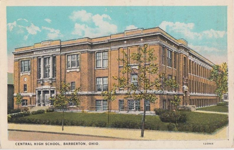 Central High School – Barberton, Ohio