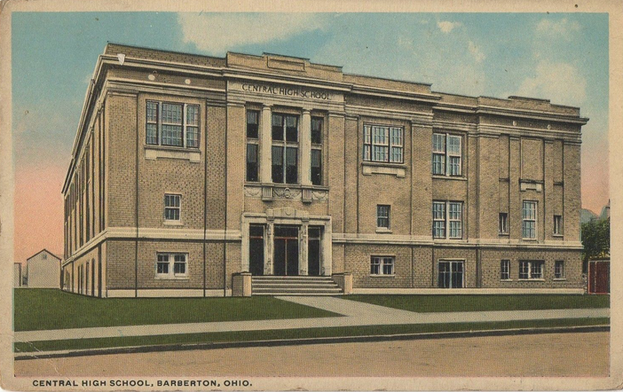 Central High School – Barberton, Ohio