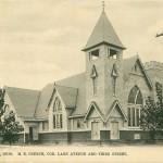 M.E. Church Lake Ave & Third St