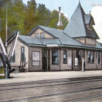Erie Railroad Station - Barberton, Ohio