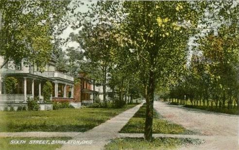 6th St., Barberton, Ohio