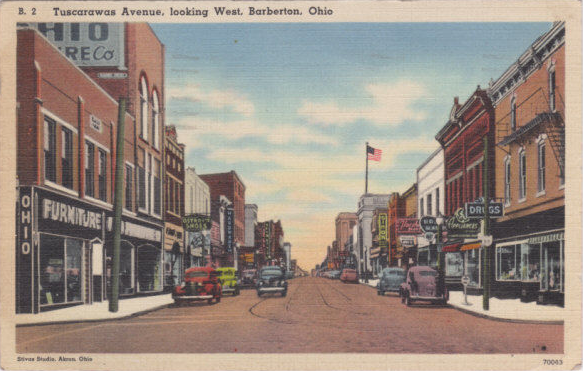 Tuscarawas Ave., Barberton, Ohio