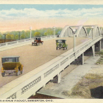 Tuscarawas Ave., Viaduct. Barberton, Ohio