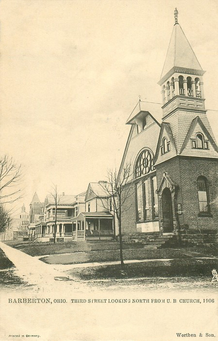 Barberton Church
