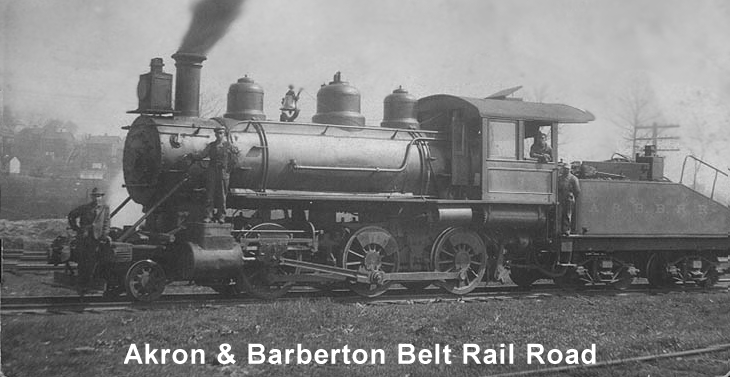Akron Barberton Belt 2-6-0 #3