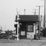 Erie Railroad's 4th St crossing guard house