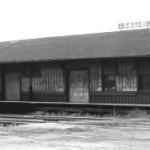 Erie Railroad's Barberton freight depot