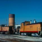 Akron & Barberton Belt 1203 - EMD SW1200