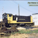 Akron Barberton Belt Railroad 27