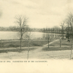 Lake Anna Barberton, Ohio 1904