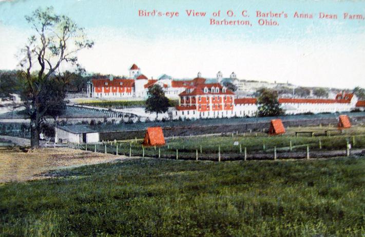 O. C. Barber's Anna Dean Farm