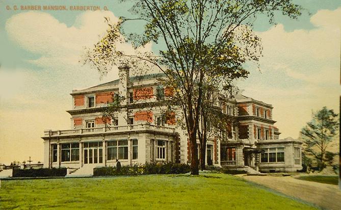 O.C. Barber Mansion