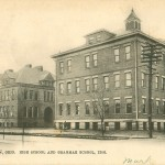 High School & Grammar School 1906, Barberton, Ohio
