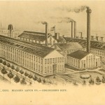Barberton History - Diamond Match Company, Barberton, Ohio
