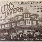 Smith's Tavern on Long Lake Channel